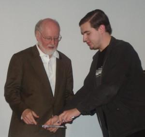 Robert meets John Williams (2005)