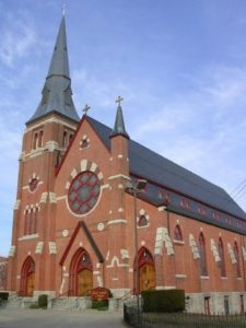 St. Joseph Church, Willimantic, CT