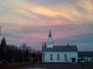 United Methodist Church, Bolton, CT